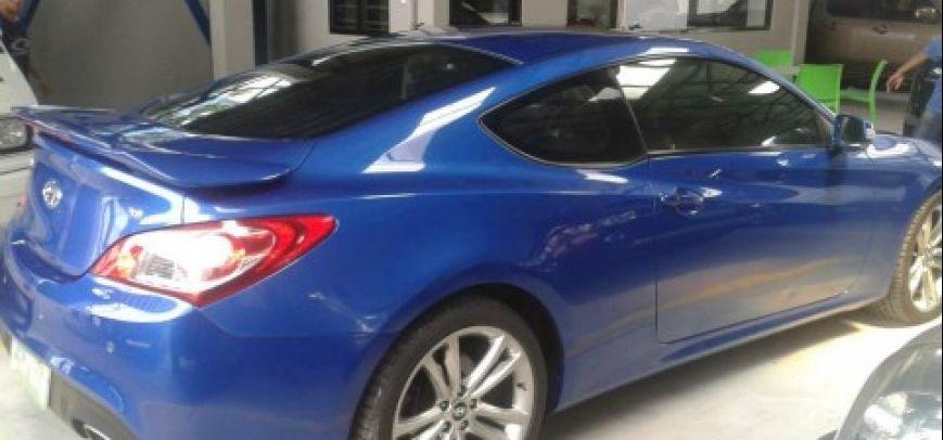 Hyundai Genesis Coupe 2009 - 2