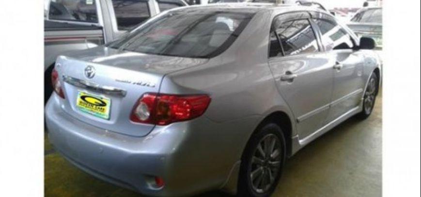 Toyota Corolla 2008 - 2