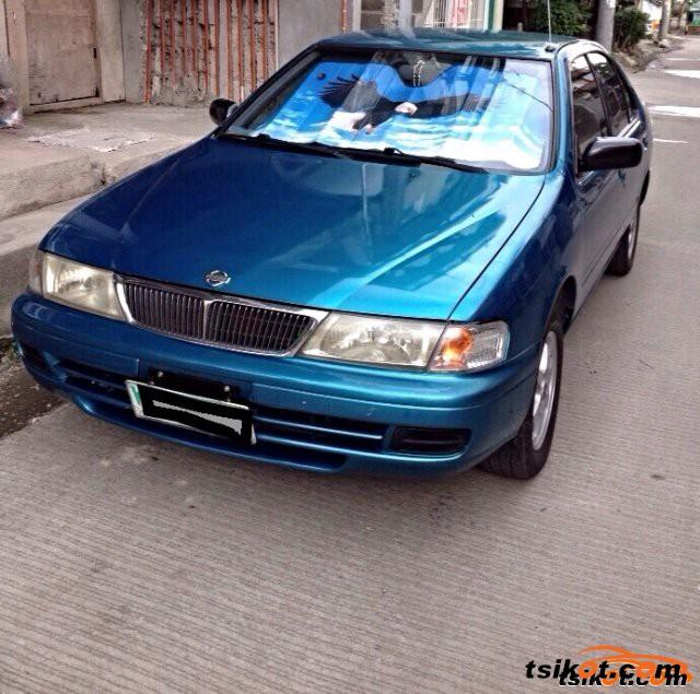 Nissan Sentra 2000 - 5