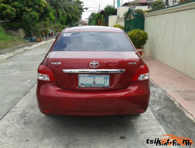 Toyota Vios 2008 - 6