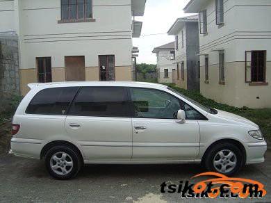 Toyota Runx 2008 - 2