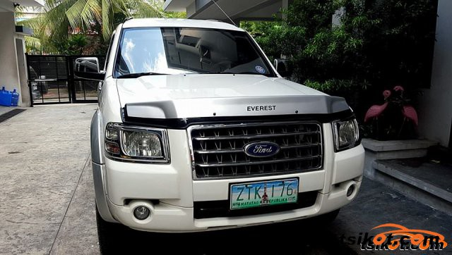 Ford Everest 2009 - 2