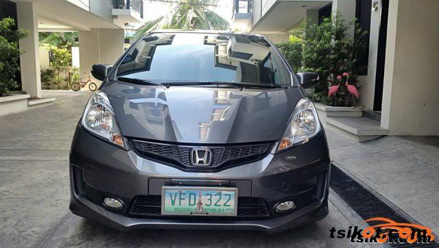 Honda Fit 2012 - 1