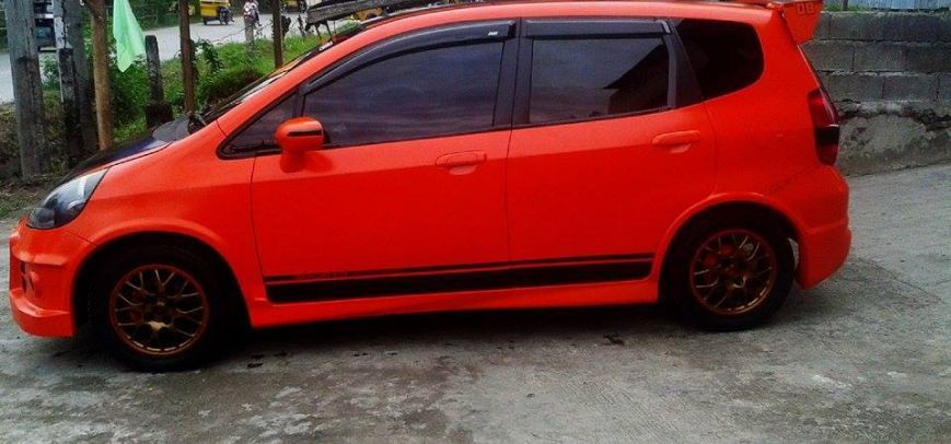 Honda Fit 2014 - 5