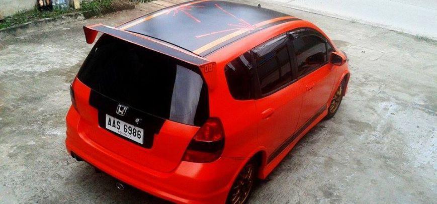 Honda Fit 2014 - 6