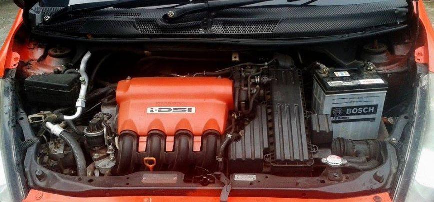 Honda Fit 2014 - 8