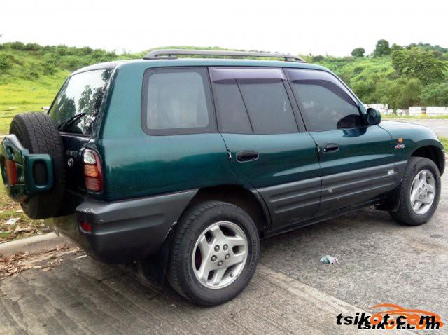 Toyota Rav4 1997 - 2