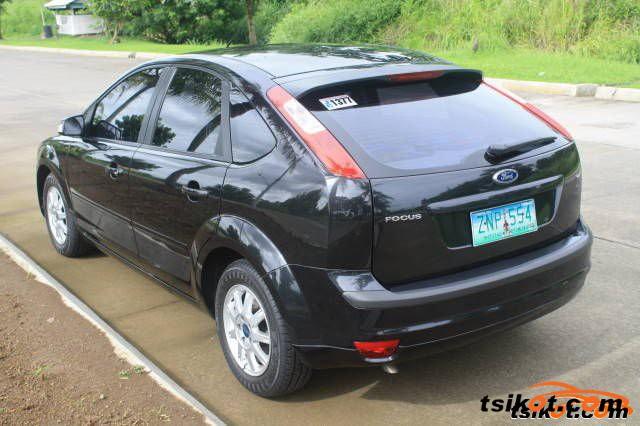 Ford Focus 2008 - 2