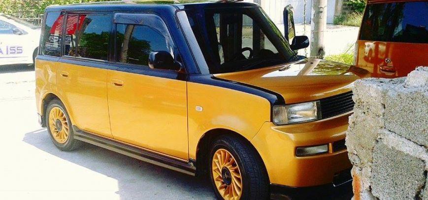 Toyota Bb 2012 - 2