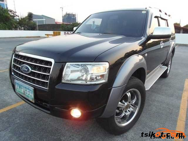 Ford Everest 2008 - 4