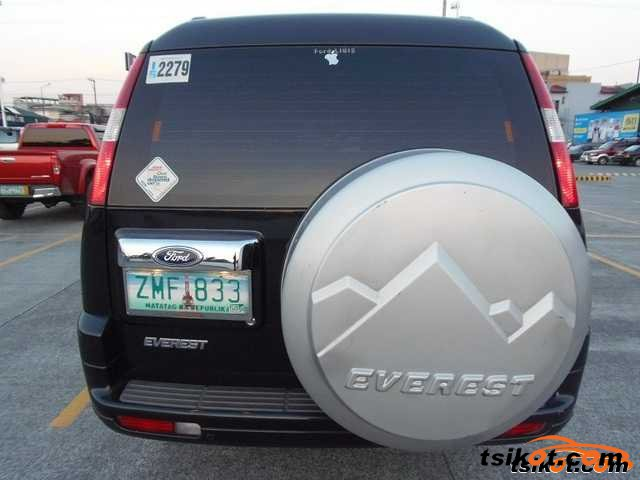Ford Everest 2008 - 5
