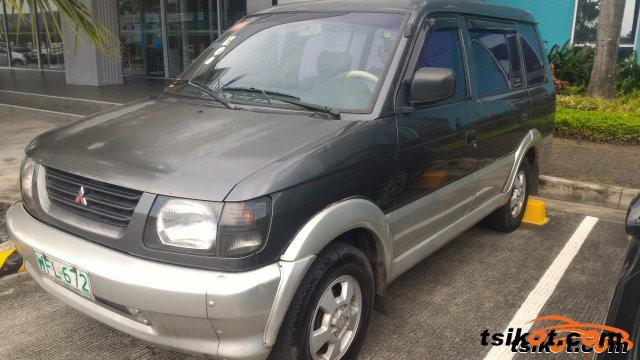 Mitsubishi Adventure 1999 - 1