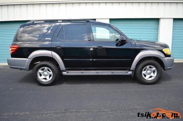 Toyota Sequoia 2001 - 1