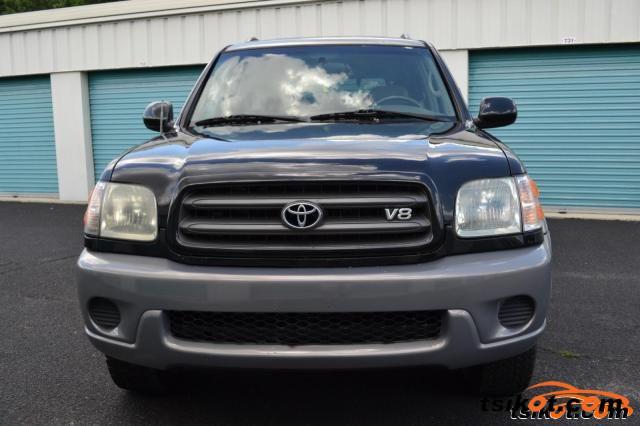 Toyota Sequoia 2001 - 2