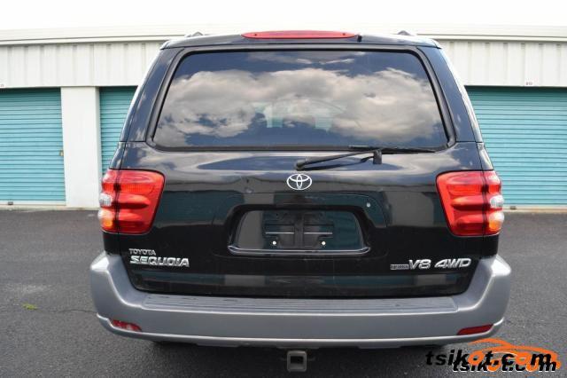Toyota Sequoia 2001 - 6