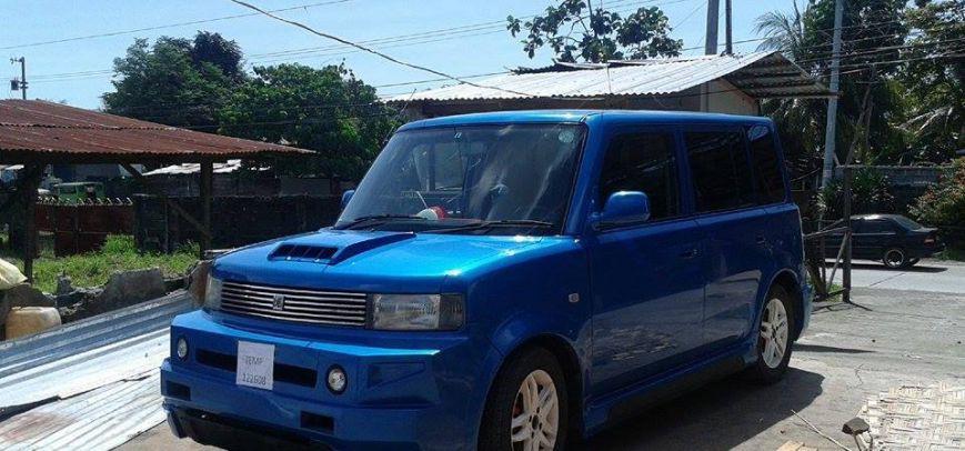 Toyota Bb 2015 - 2