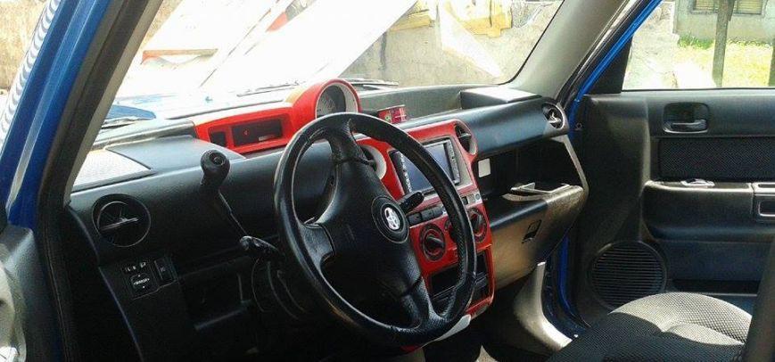 Toyota Bb 2015 - 4