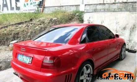 Audi A4 1998 - 5