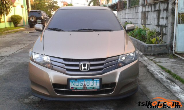 Honda City 2010 - 5