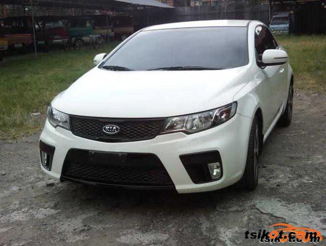 Kia Forte 2013 - 2