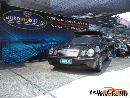 Mercedes-Benz E420 1998 - 1