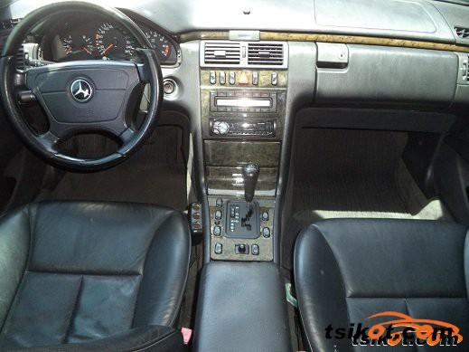 Mercedes-Benz E420 1998 - 2