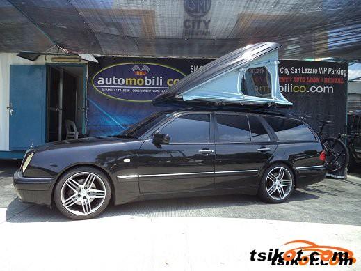 Mercedes-Benz E420 1998 - 5