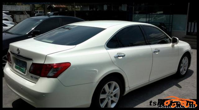 Lexus Es 2006 - 2