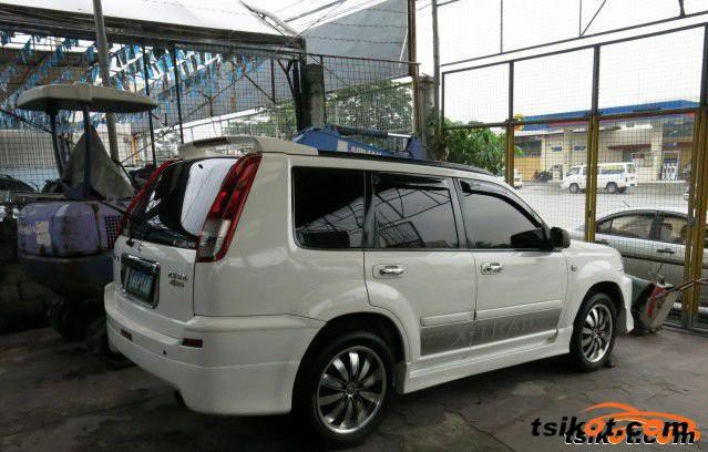 Nissan X-Trail 2005 - 3