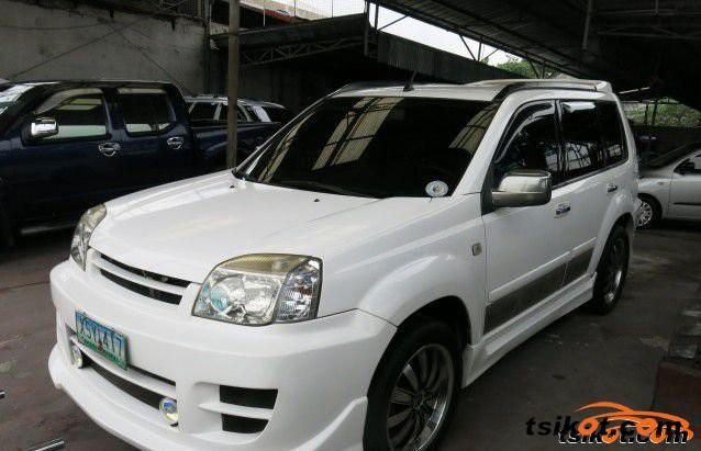 Nissan X-Trail 2005 - 5