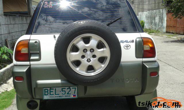 Toyota Rav4 1998 - 2