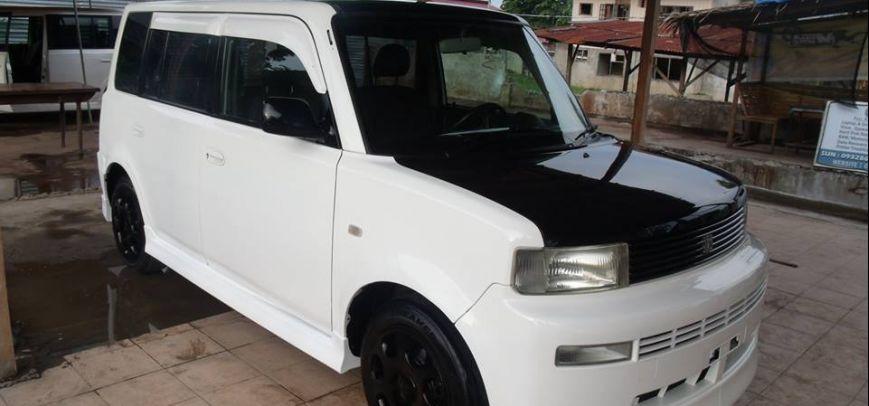 Toyota Bb 2014 - 2