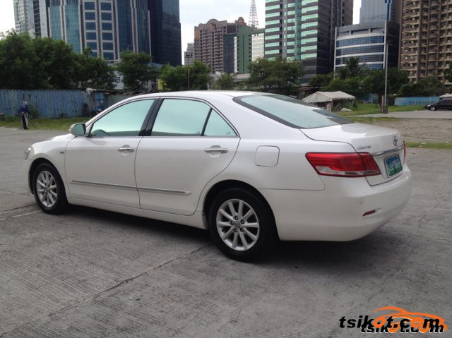 toyota camry 2010 car for sale metro manila philippines. Black Bedroom Furniture Sets. Home Design Ideas