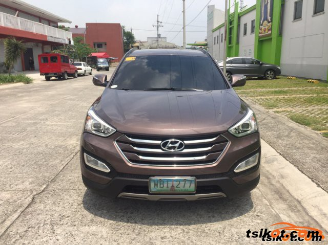 Hyundai Santa Fe 2013 - 1