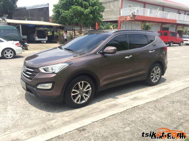 Hyundai Santa Fe 2013 - 2