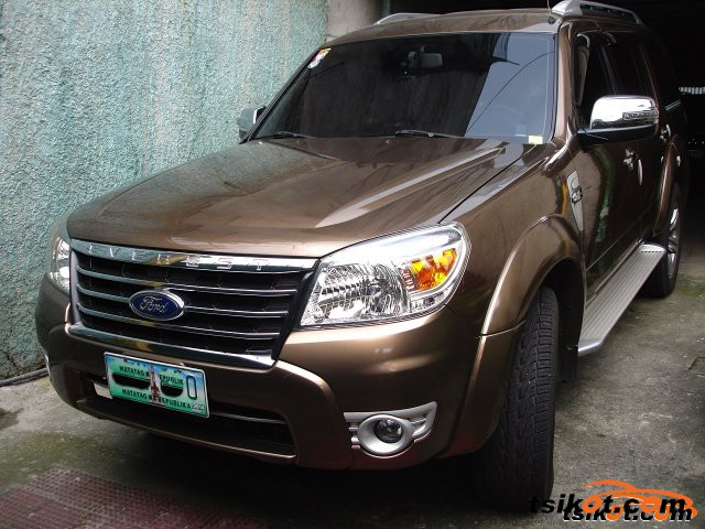 Ford Everest 2011 - 6