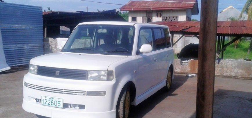 Toyota Bb 2010 - 1