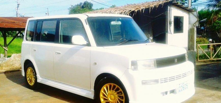 Toyota Bb 2010 - 2