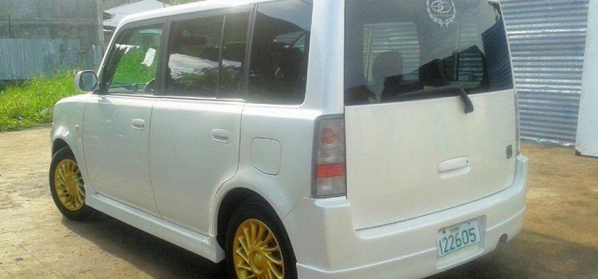 Toyota Bb 2010 - 4