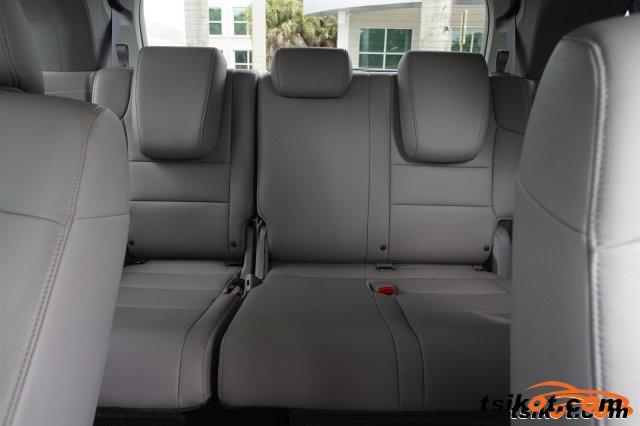 Honda Odyssey 2013 - 1