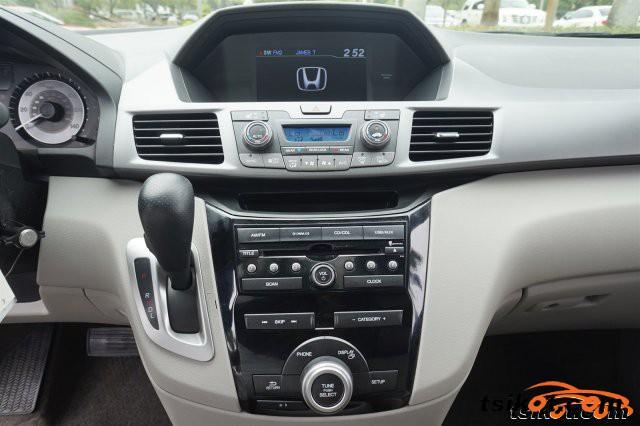 Honda Odyssey 2013 - 2
