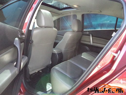 Mazda 6 2008 - 2
