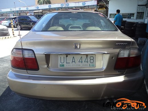 Honda Accord 1996 - 6