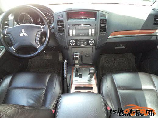 Mitsubishi Pajero 2008 - 2