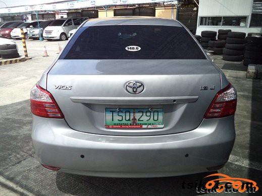 Toyota Vios 2012 - 4