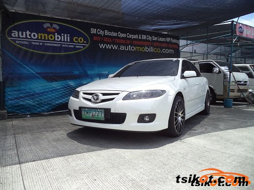 Mazda 6 2008 - 1