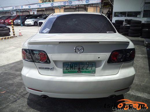 Mazda 6 2008 - 5