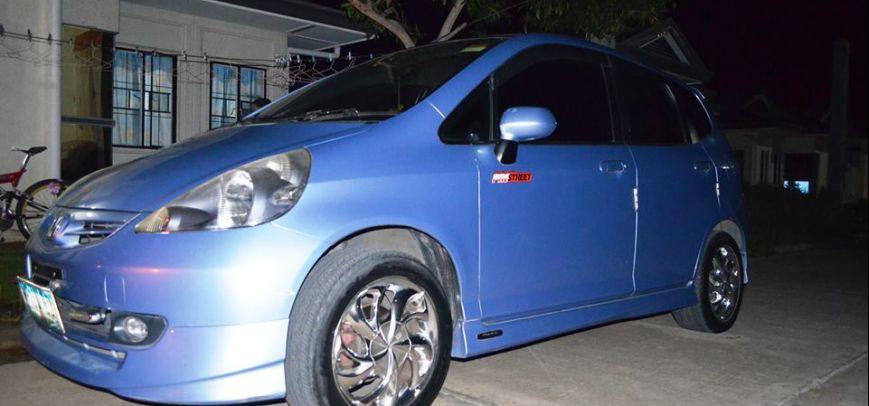 Honda Fit 2012 - 5