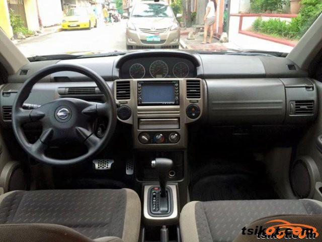 Nissan X-Trail 2008 - 3