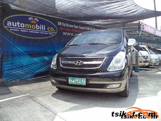 Hyundai G.starex 2008 - 1